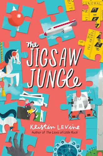 The Jigsaw Jungle by author Kristin Levine