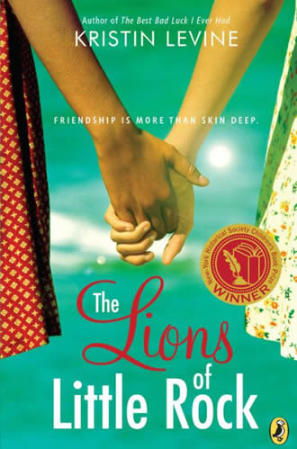 The Lions of Little Rock by author Kristin Levine
